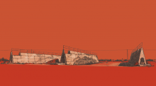 Pavel Reisenauer - Red Dungyard
