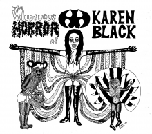 Mike Diana - The Voluptuous Horror of Karen Black