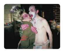 Simon Barker aka Six, Jordan, Lindsay Kemp – Jubilee Kiss