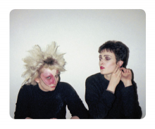 Simon Barker aka Six, Siouxsie, Jordan – Wild Thing, St James Hotel