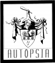 Autopsia poster from Weltuntergang Show: Autopsia (1)