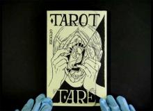 Olivier Texier: Tarot Tare (le dernier cri)