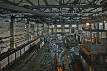 Ibra Ibrahimovic: Poslední hlubinný hnědouhelný důl v Čechách Centrum - březen 2016