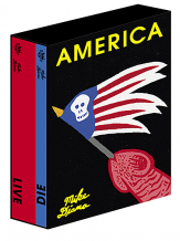 Mike Diana: AMERICA - LIVE & DIE